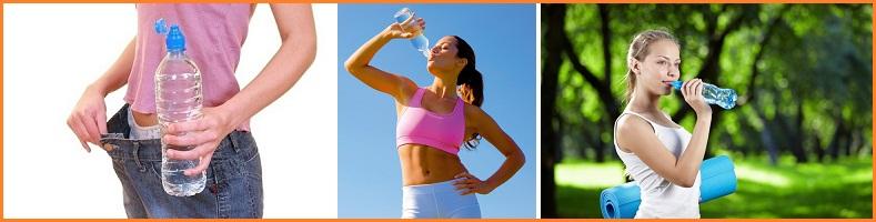 как похудеть на воде быстро
