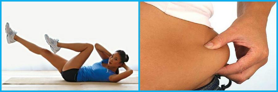 упражнения для похудения в боках